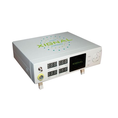 Monitor Veterinario de 3 Parametros
