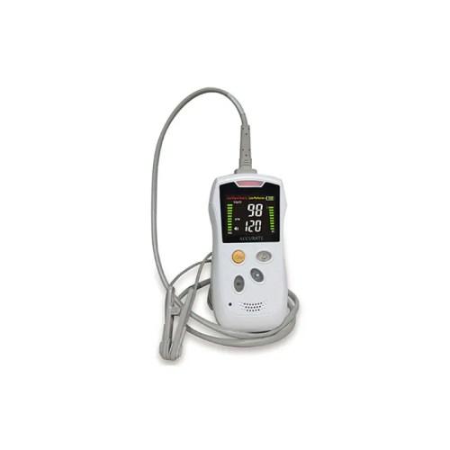 Oximetro de Pulso Veterinario Anti-movimiento