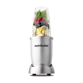 NutriBullet 600w Steel Pulverizador de alimentos