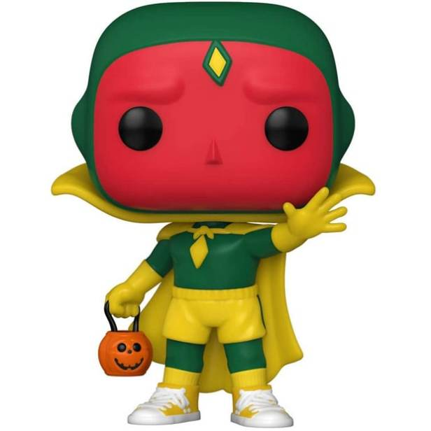 Funko Pop! Marvel: WandaVision - Vision Halloween