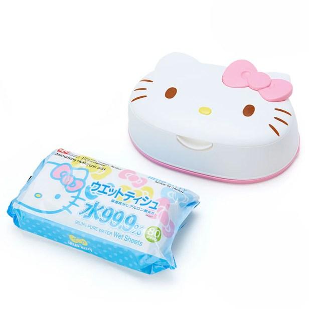 Porta Toallitas Húmedas Hello Kitty Sanrio