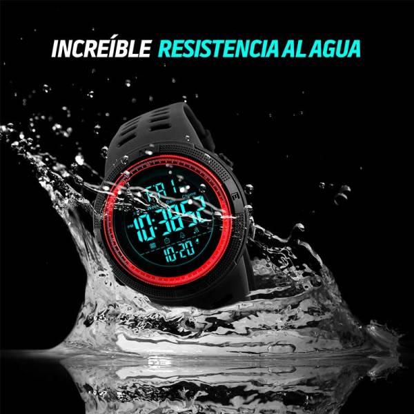 Smartwatch Deportivo Bluetooth Resistente al Agua 1251 Redlemon