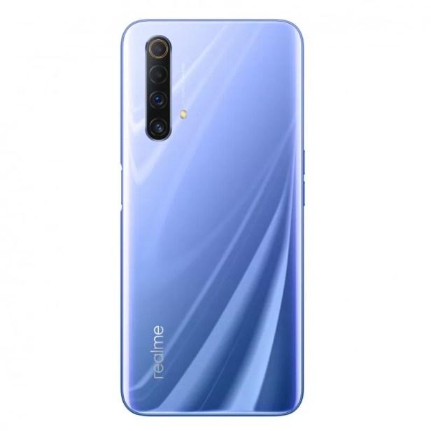 Realme X50 5G Azul 6GB + 128GB Desbloqueado DUAL SIM
