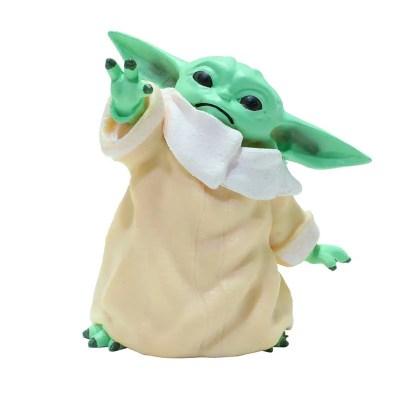Baby Yoda Disney Star Wars Figura Mandalorian