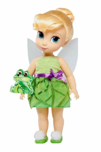 Campanita Tinker Bell Animators Disney Peter Pan Muñeca