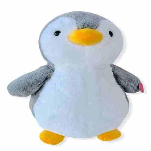 pinguino de peluche gigante suavecito 60cm