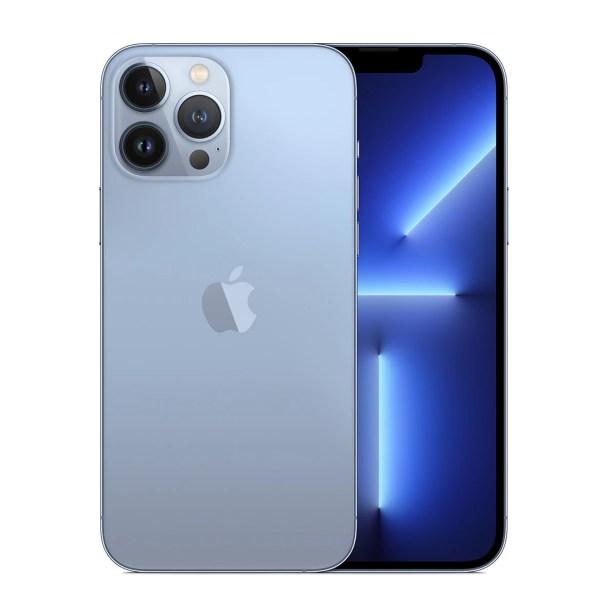 Celular IPHONE 13 PRO MAX 1 TB  Color SIERRA BLUE Telcel