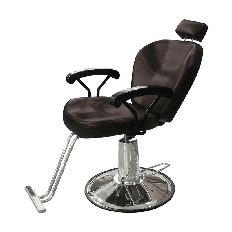 Silla barberia hidraulica reclinable peluqueria estetica