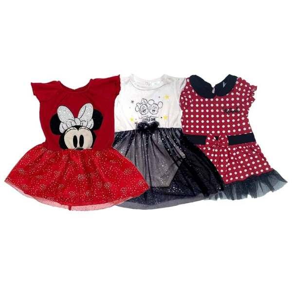Paquete de Vestidos Disney Minnie Mouse
