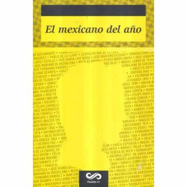 EL MEXICANO DEL AÑO
