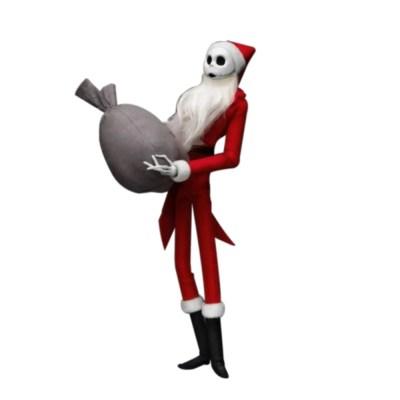 Santa Jack Skellington Dah-019sp The Nightmare Before Christmas Beast Kingdom