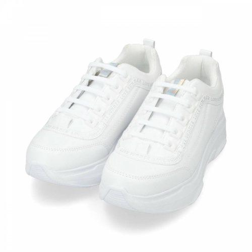 Chunky Sneakers para Dama Dorothy Gaynor Blanco