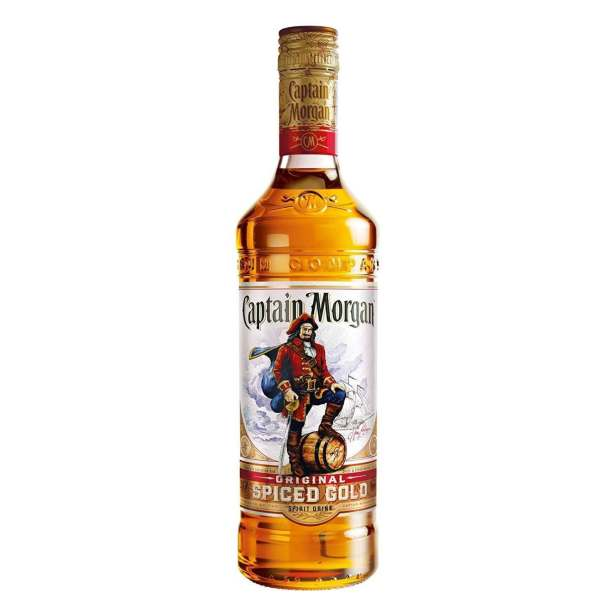 Ron Capitan Morgan 700 ml