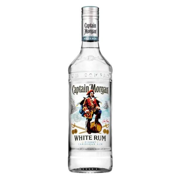 Ron Capitan Morgan White 750 ml