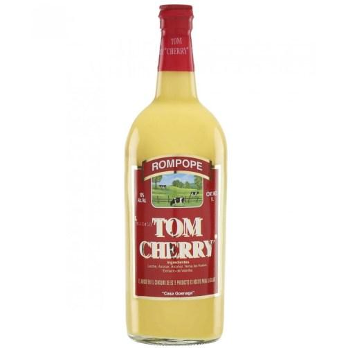 Rompope Tom Cherry 1 L