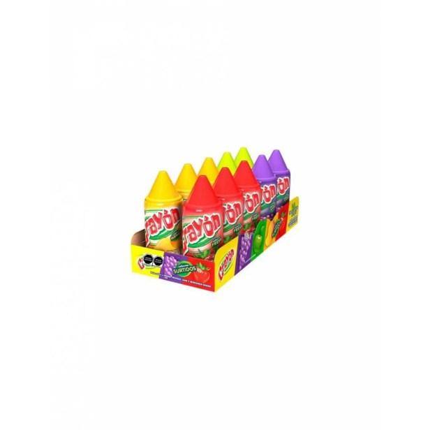 Pack de 12 Dulce Crayón surtido Hershey´s de 10/28g