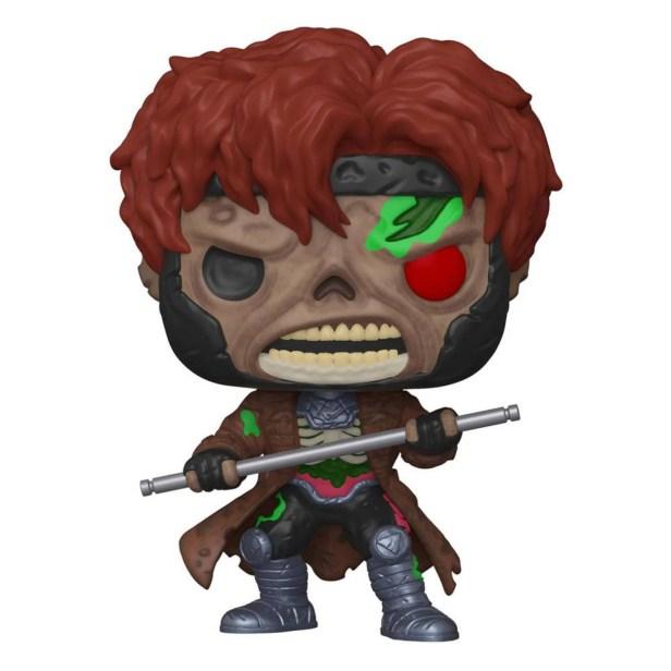 FUNKO POP Marvel: Marvel Zombies- Gambit