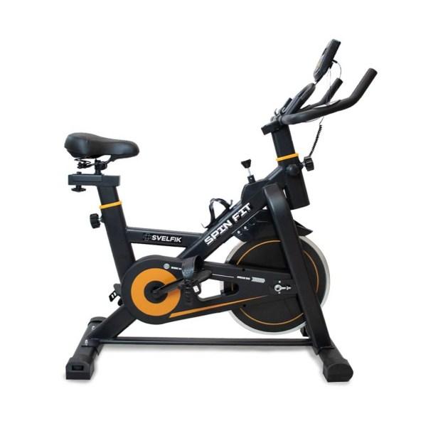 Bicicleta Para Hacer Ejercicio Spinning Fija Estática 6kg Na