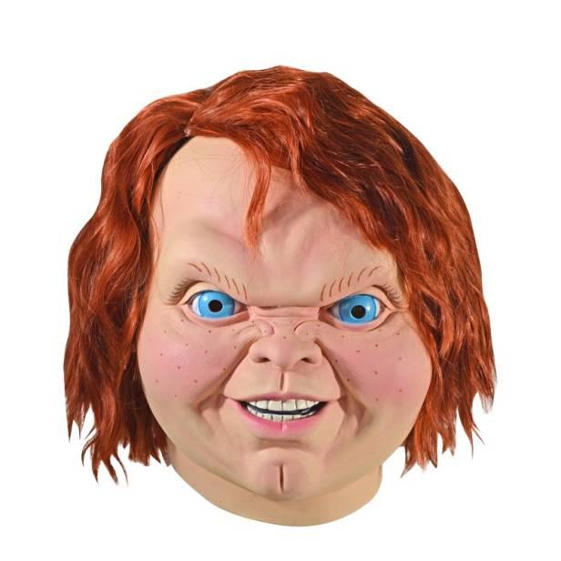 Máscara de látex de Chucky Malvado - Evil Chucky