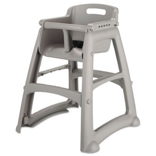 rubbermaid high chair philippines zebra print office 7806 sturdy youth seat w out wheels rcp 08 pla