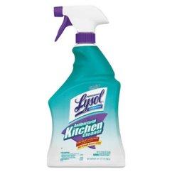 Lysol Antibacterial Kitchen Cleaner Waypoint Cabinets 74411 Cleaner, 32-oz. Bottle ...