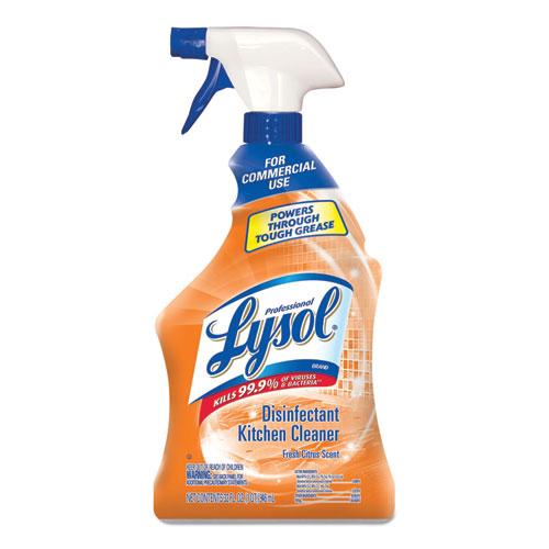 lysol antibacterial kitchen cleaner ikea sets 12 bottles rac74411ct
