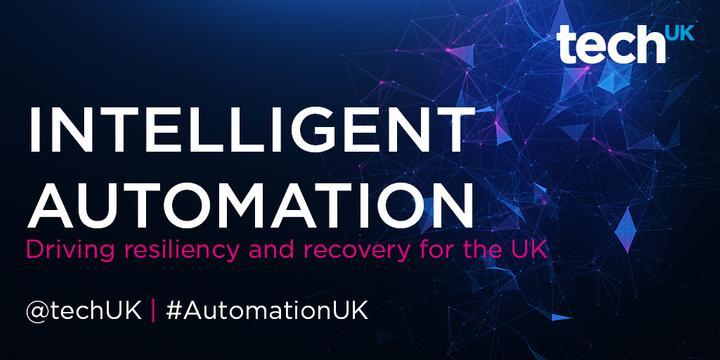 techUK intelligent automation webinar