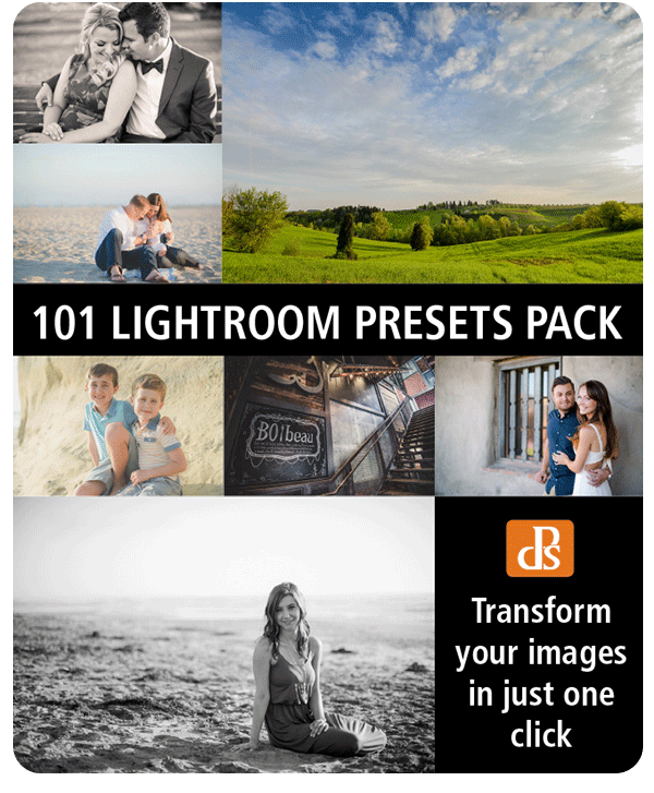 101 LIGHTROOM PRESETS PACK - Digital Photography School Resources