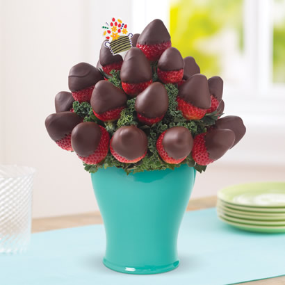 Edible Arrangements Fruit Baskets Chocolate Dipped