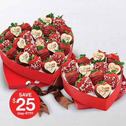 Edible Arrangements Fruit Baskets Valentines Day Berries