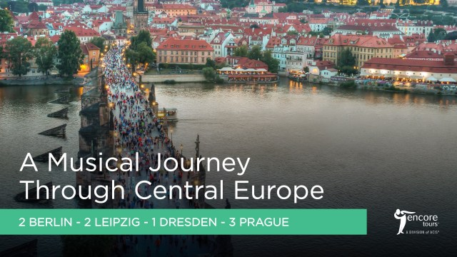 A Musical Journey Through Central Europe