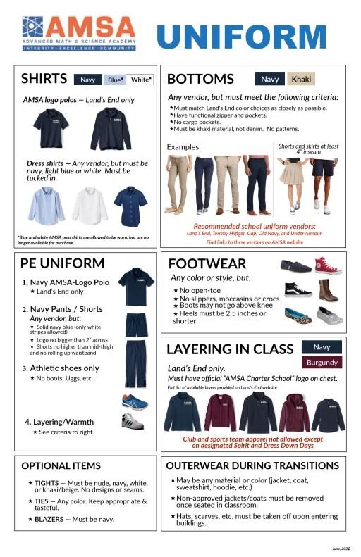 Plusportals Amsacs : plusportals, amsacs, Uniforms, Advanced, Science, Academy, Charter, School