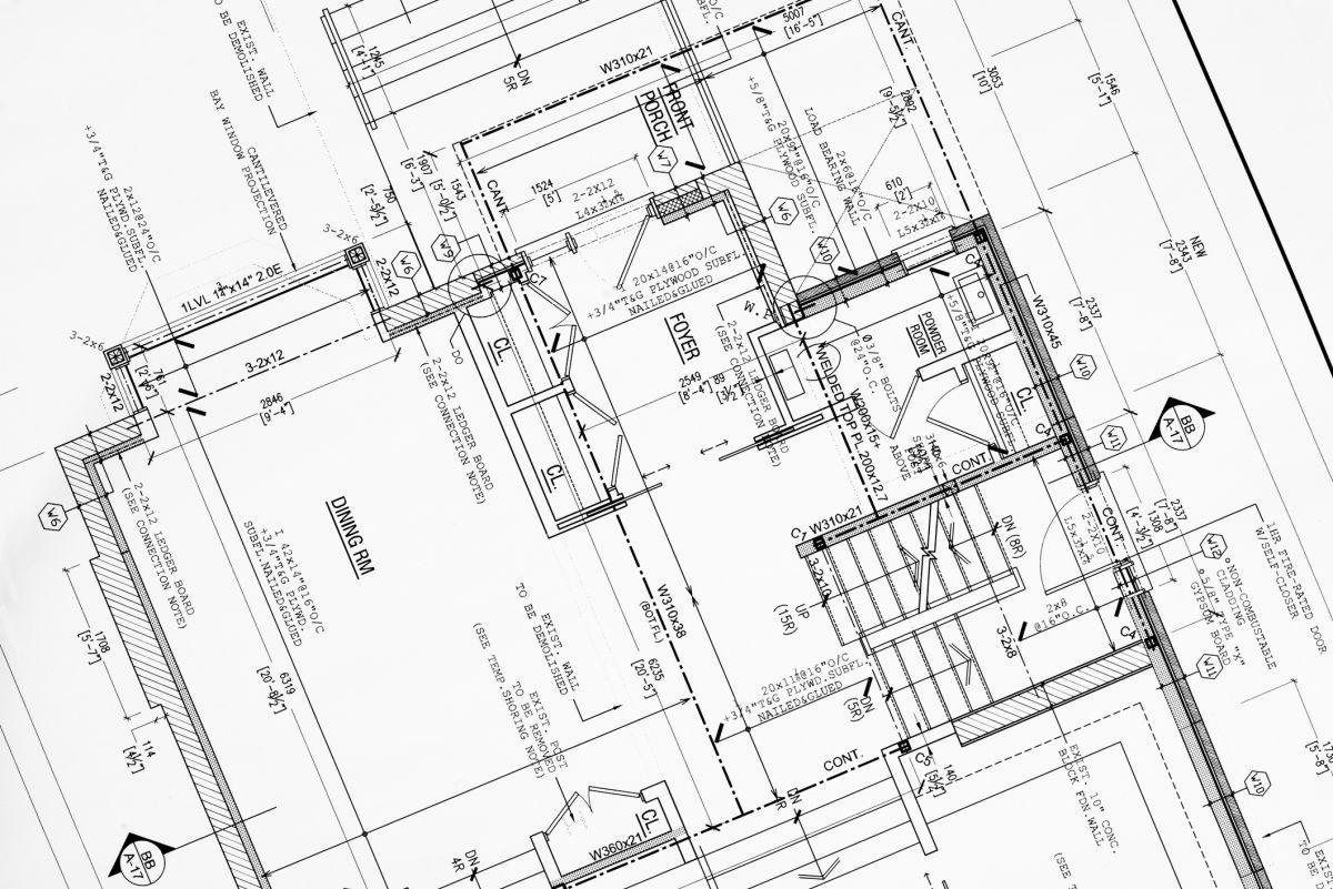 Educationstander: Site Development Plan Autocad