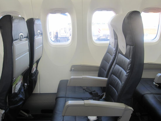 Dash 8 Q400 Specifications Cabin Dimensions Speed De
