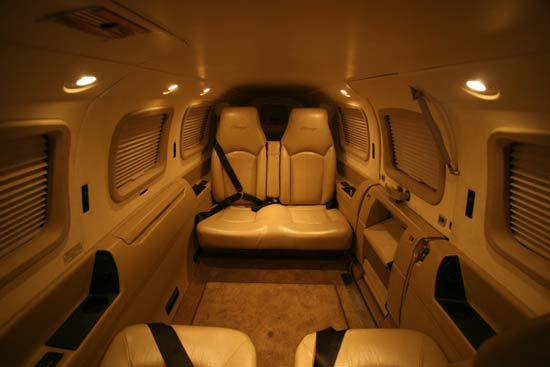 Malibu Meridian PA46500TP Specifications Cabin Dimensions Speed  Piper
