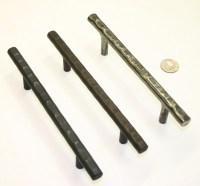 Wrought Iron Door Handles and Hardware - Paso Robles Ironworks