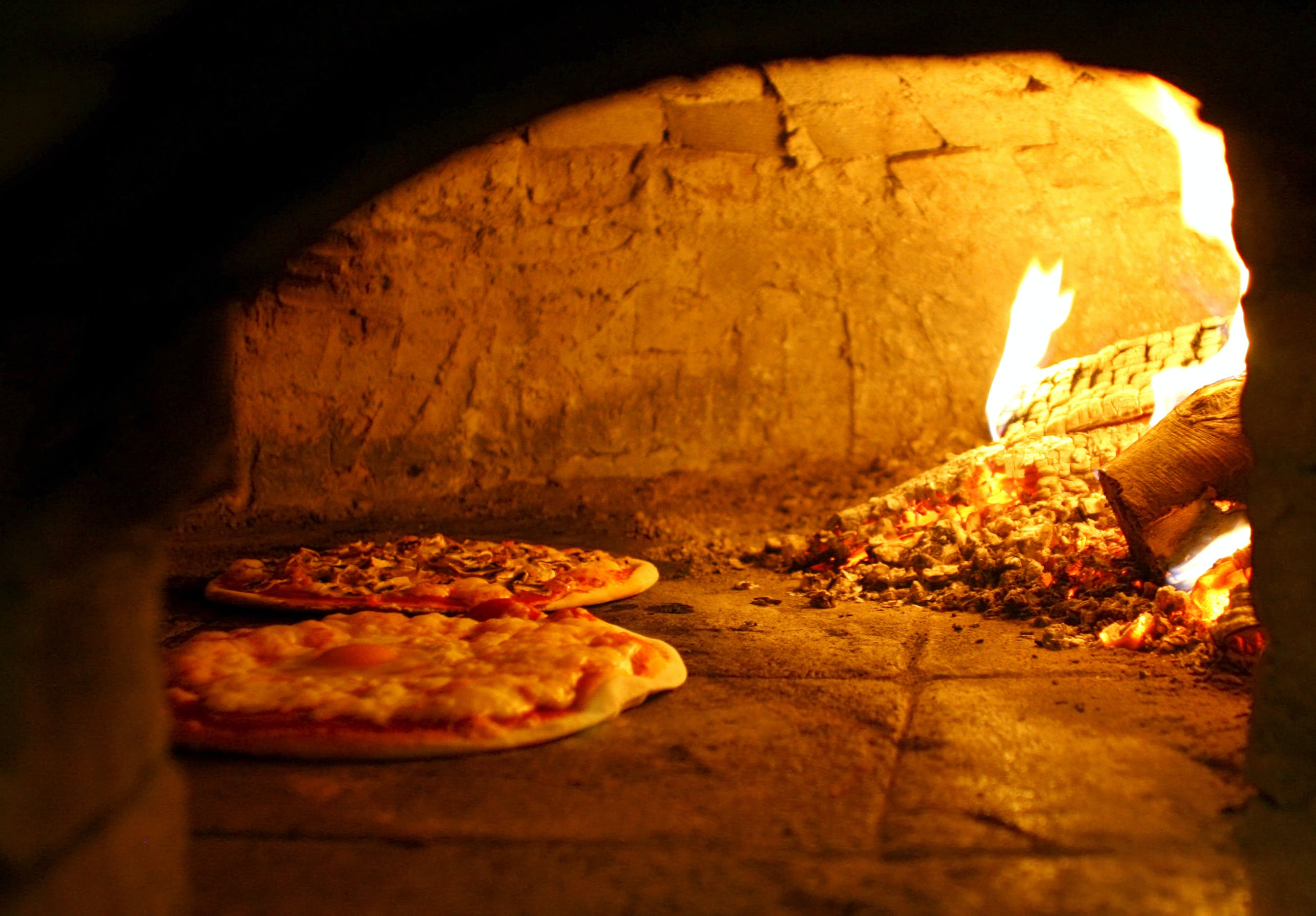 Pizza Oven Cleaning Tips  Kinnek