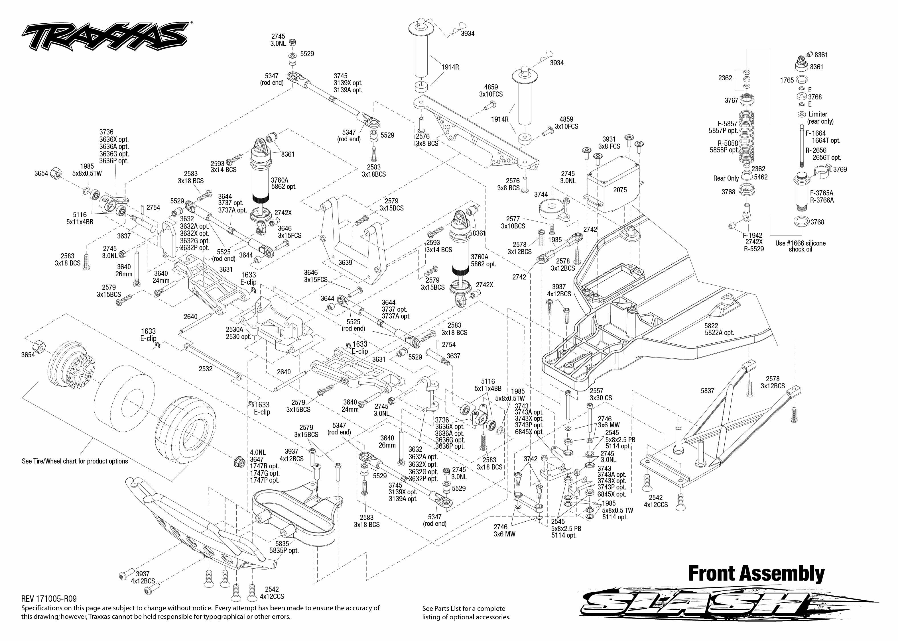 Traxxas Slash 1/10-Scale 2WD SCT w/ TQ 2.4GHz radio system