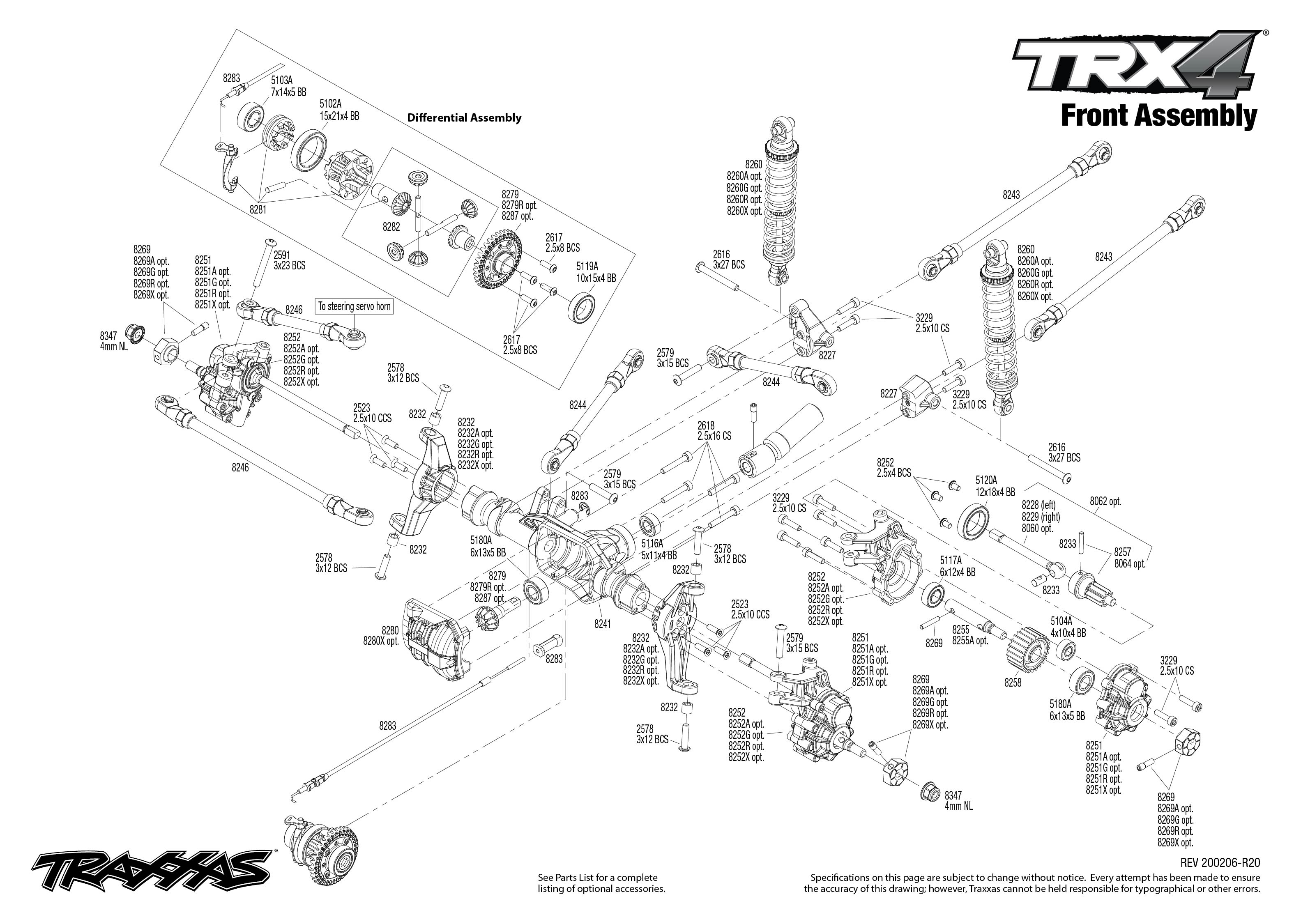 Traxxas TRX-4 Scale and Trail 1/10 4WD Crawler with Land
