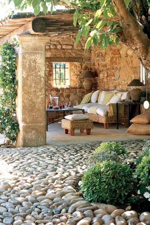 57 Cozy Rustic Patio Designs Made In China Com