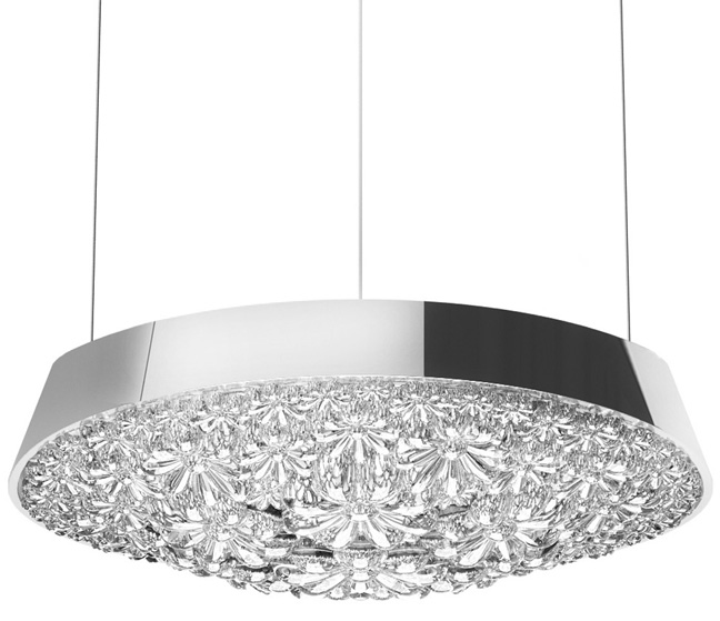 Marcel Wanders S Valentine Chandelier Love At First Sight 1