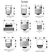 E or Edison Screw-in Sockets and Bases-Made-in-China.com