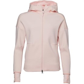 adidas Womens Z.N.E. Pulse Hoody Ice Pink