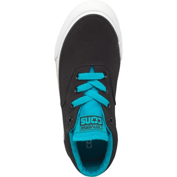 Converse Skid Grip Cvo Mid Trainers Black Blue