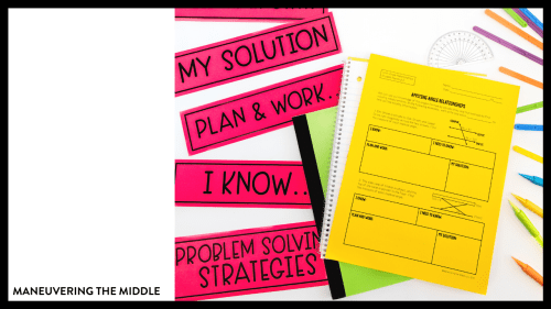 small resolution of Math Problem Solving Strategies - Maneuvering the Middle