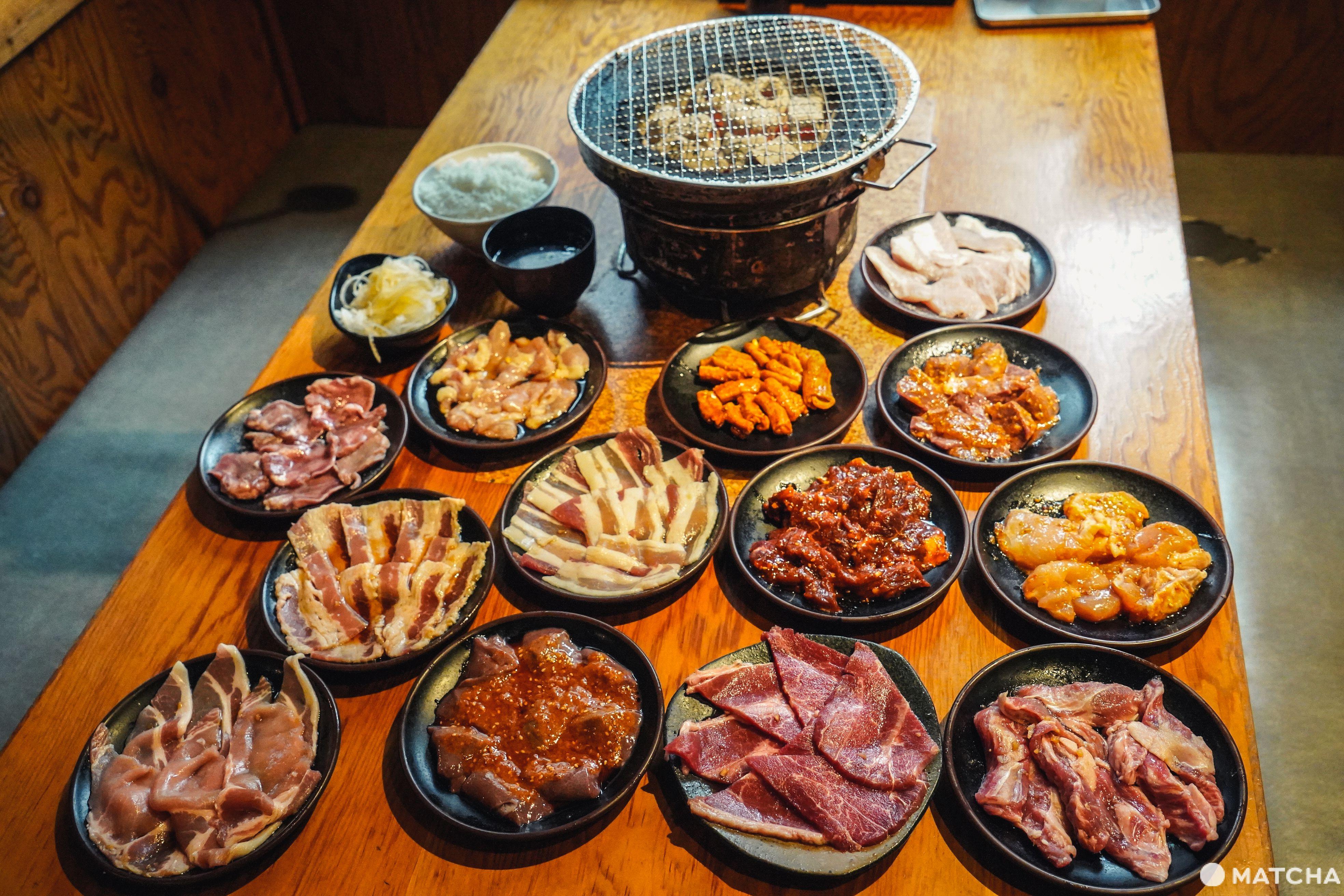 【東京】燒肉吃到飽只要千圓左右!大口吃肉也不傷荷包「豪徳寺ひゃくてん」 • Lifedio
