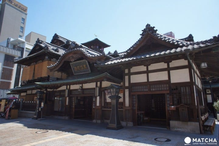 Dogo Onsen The Famous Ancient Hot Springs Of Ehime Matcha