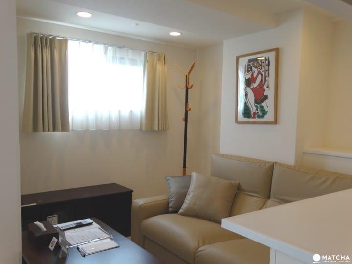 『大阪』日本上班族的家就長這樣!BUREAU四天王寺住宿   MATCHA - 日本線上旅遊觀光雜誌