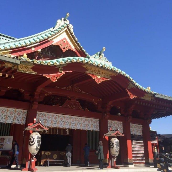 東京事業必勝神社五選,包你事業工作強強滾!   MATCHA - 日本線上旅遊觀光雜誌