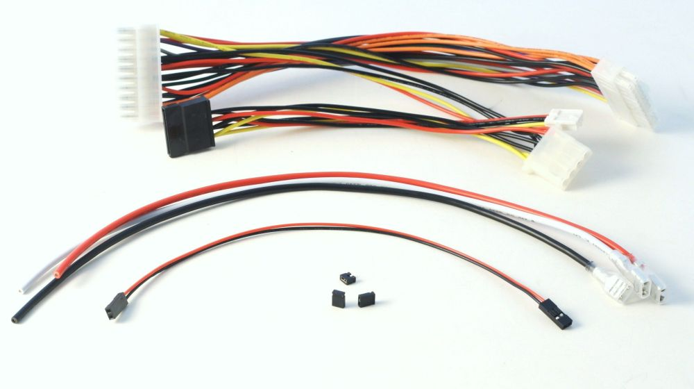 medium resolution of the m2 atx comes with complete cable harness